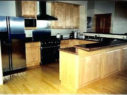 natural maple cabinet doors finish kitchen cabinets shaker care