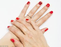 can a diy manicure last as long as salon nails femail compares