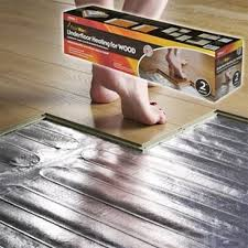 vitrex floorwarm wood and laminate underfloor heating 1 square metre