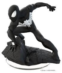 disney interactive disney infinity 3 0 marvel u0027s black suit spider