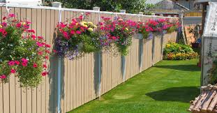 12 amazing planters ideas on cheap privacy fence