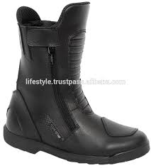 mens leather motorcycle riding boots motorcycle boots police ankle boots motorcycle riding boots funky