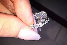 heart shaped diamond engagement ring heart shaped engagement rings ritani