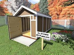 Diy Wooden Shed Plans by 27 Best Gable Shed Plans Images On Pinterest Shed Plans Sheds