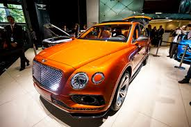 bentley bentayga 2015 2015 bentley bentayga
