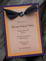 fantastic invitation ideas for halloween birthday party following