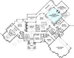 ranch house plans with 3 car garage free ranch house plans