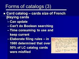 organization of knowledge istc 653 september 6 ppt