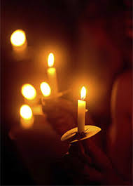 candlelight service tuesday december 24th