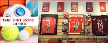 the sports fan zone the fan zone s a sports fan shop in north charleston sc
