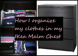 How To Organize Clothes Without A Dresser by Free Drawer Divider Diy How I Organize My Clothes In My Ikea