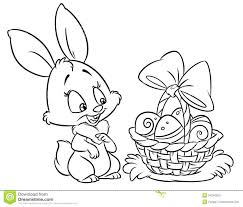 articles easter bunny coloring pages print tag