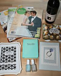 engagement gift basket gift ideas gift baskets for the to be