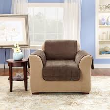 Sure Fit Club Chair Slipcovers Furniture Surefit Couch Covers Kohls Sofa Sure Fit Chair Covers