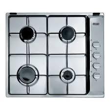 forni e piani cottura da incasso piano cottura a gas 48 cm de longhi il 46 asv prezzi e offerte