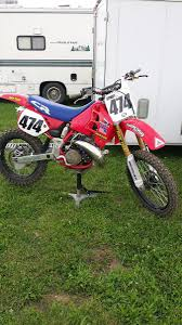 first motocross race kick two strokes moto related motocross forums message