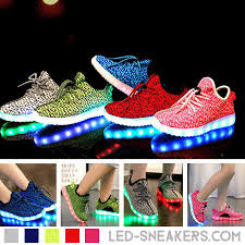 Kids Light Up Shoes Led Sneakers Official Store Led Light Up Shoes Free Shipping