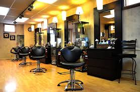 salon or barbershop for a natural hair cut the maria antoinette