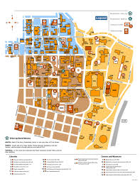 Utc Parking Map Library Map And Floor Plans University Of Texas Libraries