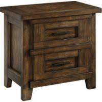 Lighted Nightstand Modern Nightstands Bedside Tables Broyhill Furniture