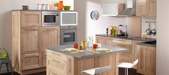 meuble cuisine chene massif porte meuble cuisine chene massif le bois chez vous avec et 13