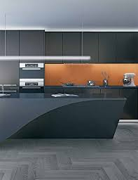 Kitchen Design Vancouver Black Kitchens At The Downtown Vancouver House Top
