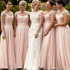 sell wedding dress uk 2016 hot sell lace bridesmaid dresses scoop neck bling beaded