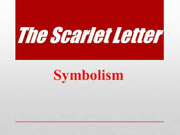 the scarlet letter symbolism letter u0027a u0027 nearly 150 direct or