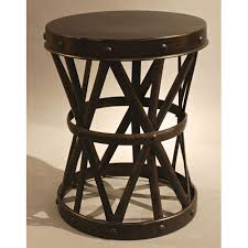Glass Top Accent Table Fancy Bronze Accent Table Accent Table With Round Bevel Glass Top