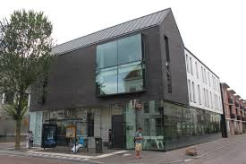 contemporary infill in a historic context or put a glass box on
