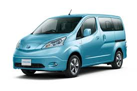 nissan cargo minivan the nissan env200 electric van u2026where and when is it for the usa