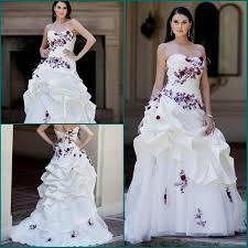 purple white wedding dress royal purple and white wedding dress 2018 2019 topclotheshop