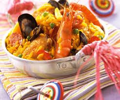 cuisiner une paella recette classique paella