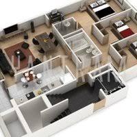 virtual tour house plans stunning floor plans for contemporary home designs 5 modern nikura