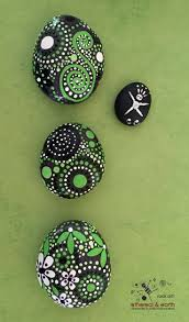 1150 best painted stones flowers and designs images on pinterest