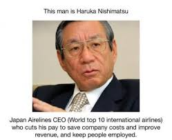 CEO Japan Airlines