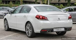 Peugeot 508 Facelift Launched In Malaysia U2013 Fr Rm175k Image 344036