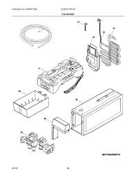 lfhb2741pfaa frigidaire company appliance parts