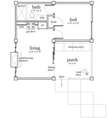 vacation cabin plans plan 44098td funky vacation cabin cabin tiny houses and