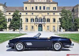 Ferrari California Gt 250 - rm sotheby u0027s villa erba auction 2015 preview gtspirit