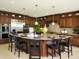 Kitchen Island Eating Bar Kitchen Attractive Kitchen Counter And Breakfast Bar Design With