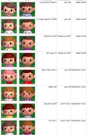 girl hairstyles animal crossing new leaf extraordinary animal crossing new leaf hair guide they finally