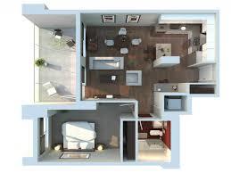 3d floor plan condo unit designer home inspiration storage