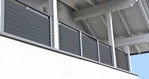 balkone aluminium alu design villach leeb balkone und zäune