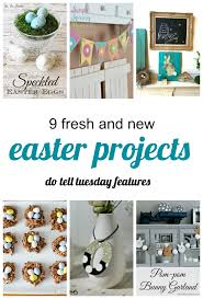 Easter Projects 9 Fresh And New Easter Projects Mabey She Made It
