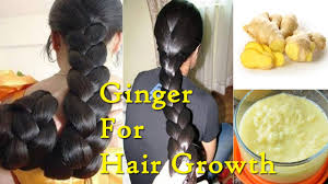 Natural Hair Growth Remedies For Black Hair How To Use Ginger For Hair Growth Naturally Promote Hair Growth