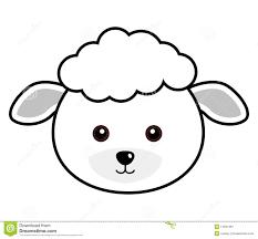 sheep head clipart clipart collection lamb head clip art