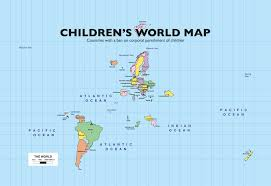 children u0027s world map srsg on violence against children