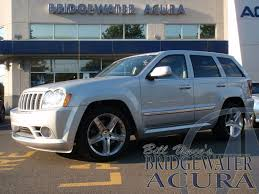 turbo jeep srt8 pre owned 2007 jeep grand cherokee srt8 suv in bridgewater p6804s
