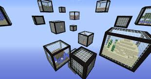 Skyblock Map Micro Cubes V1 1 Survival Minecraft Worlds Curse